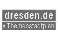 Themenstadtplan Dresden