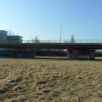 Vorschaubild Legal Plains Flutrinne, Ansicht von der Washingtonstrasse Richtung Hornbach
